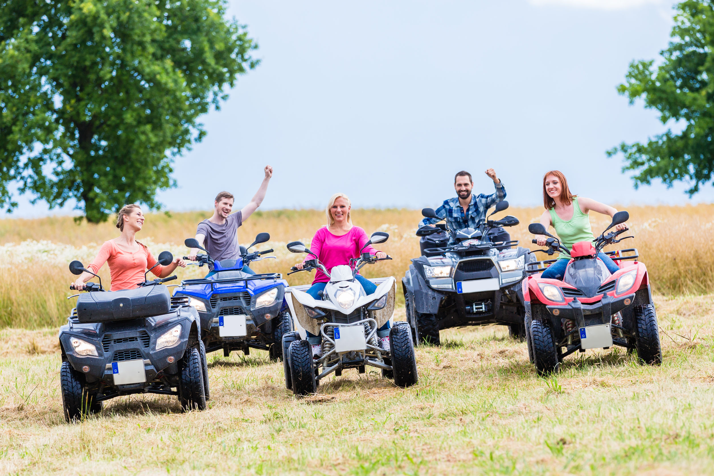 Fort Worth, DFW, TX. ATV Insurance